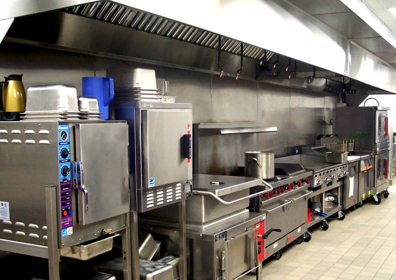 State-of-the-art Kitchen