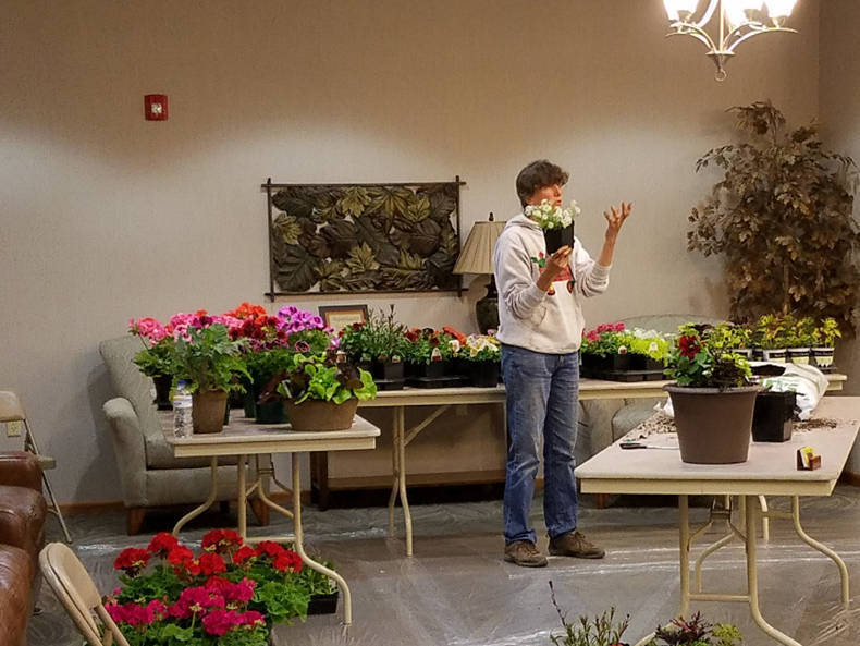 Spring Planting Presentation by Lori Norton from Norton's Greenhouse